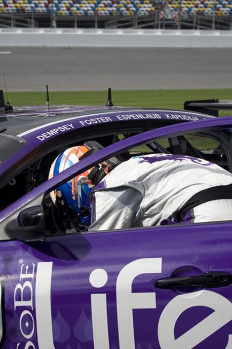 Car Racing Metaphors